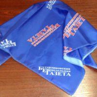 изготовление логотипа на ткани заказать