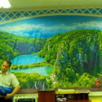 сделать фотопечать на ткани в Воронеже заказать