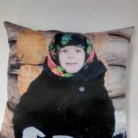 заказать Воронеж напечатать фотопринт на подушки