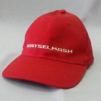 вышивка на кепке