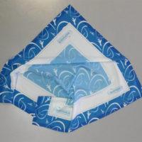 изготовление печати на платках