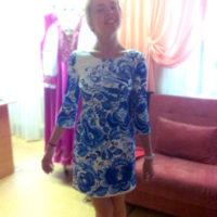 печать на платьях