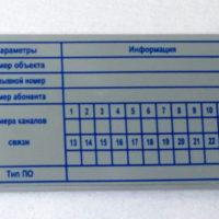 Воронеж принт на табличках