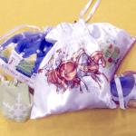 мешочки с печатью