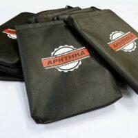 сумка для запчастей с логотипом